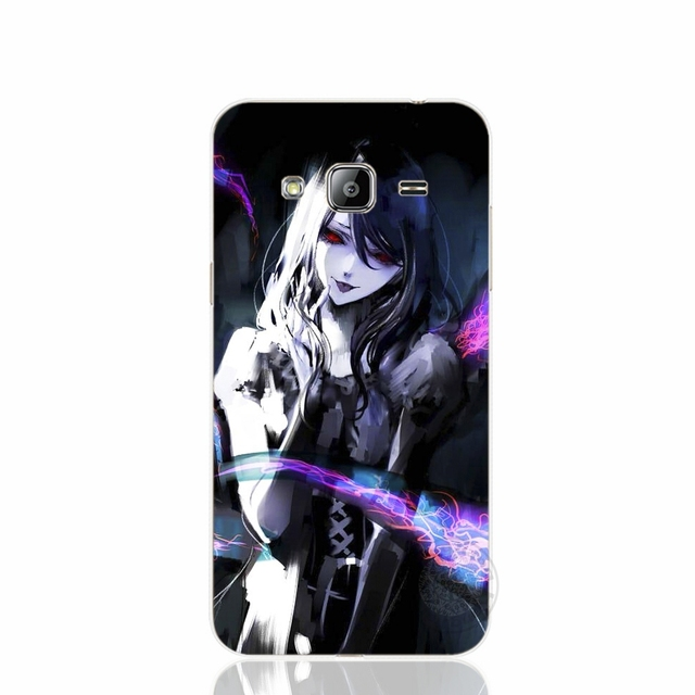 Tokyo Ghoul Phone Case For Samsung Galaxy J1 J2 J3 J5 J7 MINI ACE 2016 2015