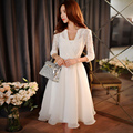 dabuwawa women dress autumn new arrival fake two pieces fashion casual white patching long tutu dresses women pink doll