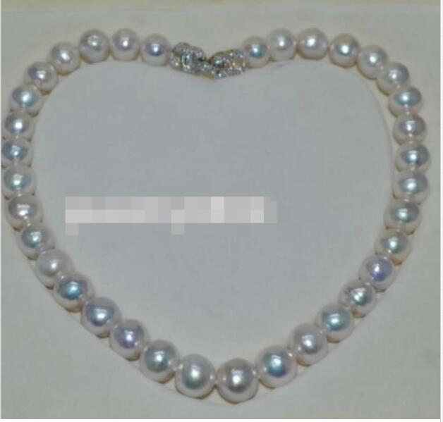 Hot selling free shipping*******13-15mm natural Australian south seas white pearl necklace 18inch silver clasp Hot selling free shipping*******13-15mm natural Australian south seas white pearl necklace 18inch silver clasp