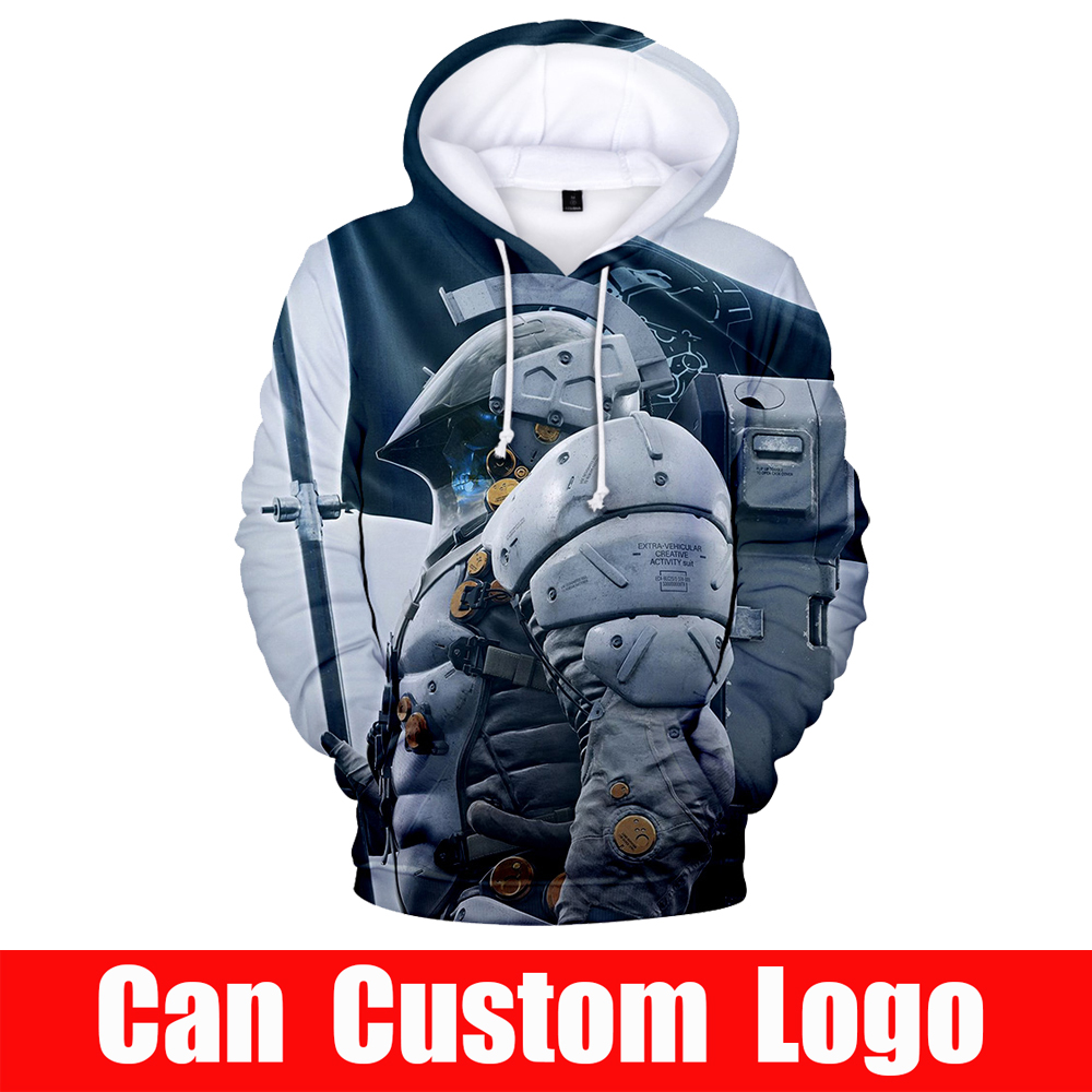 Frdun Tommy Productions Death Stranding Luden Game Hoodie Sweatshirt with hooded Cosplay Costumes 2019 new Hoodies-in Hoodies & Sweatshirts from Men's Clothing on AliExpress - 11.11_Double 11_Singles' Day 1