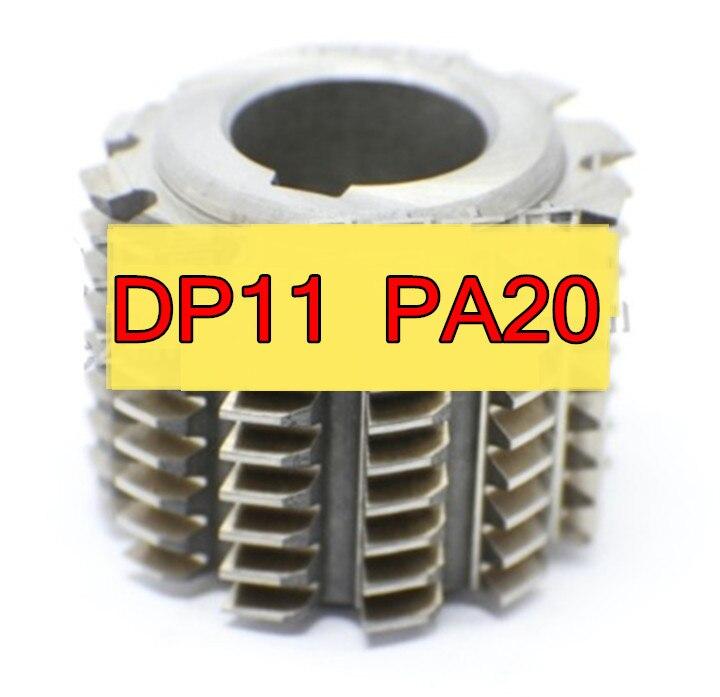 DP11 PA20 degrees 65 55 22mm HSS Gear hob Gear cutting tools Free shipping