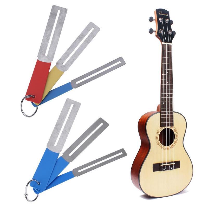 Guitar Parts & Accessories 3pcs/set Stainless Steel Guitar Fretboard Fret Protectors Fingerboard Guards Guitar Diy Repair Luthier Tool