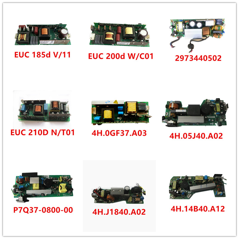 For EUC 185d V/11| 200d W/C01| 2973440502| 210D N/T01|4H.0GF37.A03| 4H.05J40.A02| P7Q37-0800-00| 4H.J1840.A02| 4H.14B40.A12 Used