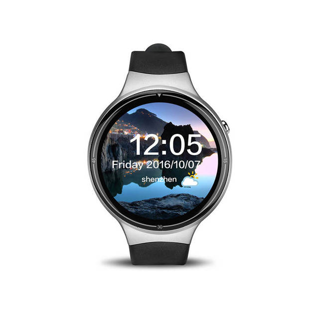 silver Smartwatch android 5c649caf6dab4