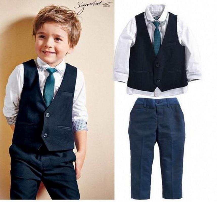 Online Get Cheap Navy Blue Boys Suits -Aliexpress.com | Alibaba Group