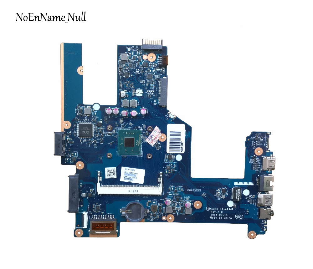 788287-501 FOR HP 15 15-R 15T-R N3540 CPU Integrated DDR3 Motherboard 788287-001 Laptop Motherboard ZSO50 LA-A994P