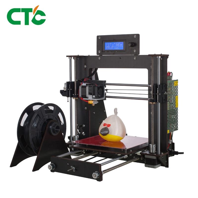 Cheap Prusa i3  3D Printer Wood Frame High Precision Impressora  USA StockCheap Prusa i3  3D Printer Wood Frame High Precision Impressora  USA Stock