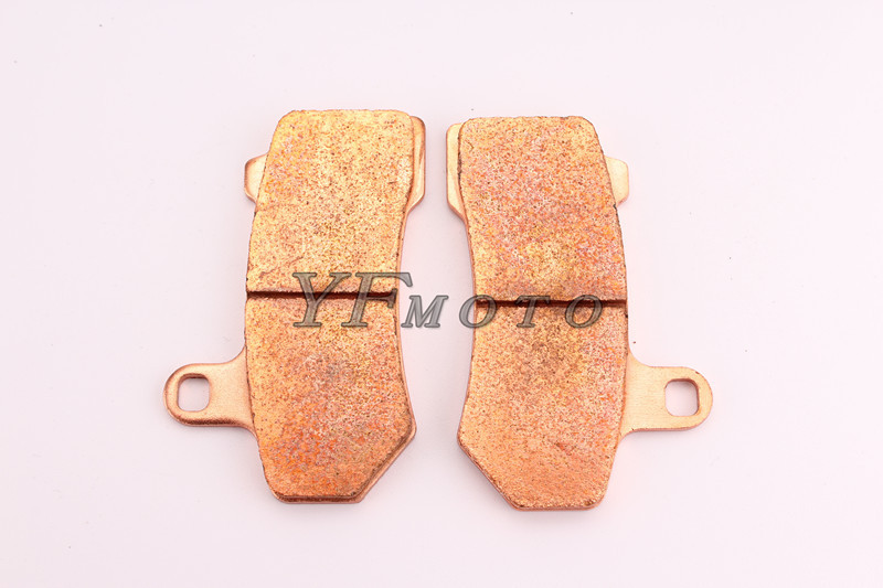 ФОТО 2 Pairs  Motorcycle Brake Pads For Fit Harley  VRSCA/VRSCB VRSCAW V-Rod 2007 - 2010  ZX6409 Brake B