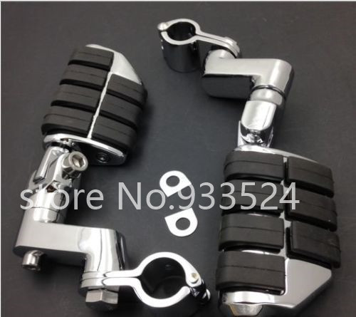 Motorcycle Dually Highway Clamp 1