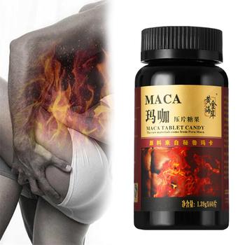 Ekstrakt z korzenia tabletki Maca złote wybrzeże MACA dla mężczyzny długi czas produkt zdrowia seksualnego tanie i dobre opinie MACA Gold Coast