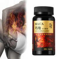 Maca Tablet Wurzel Extrakt MACA Gold Coast Für Mann Lange Zeit Sex Gesundheit Produkt
