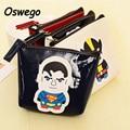 Unisex Cute 4 Heroes PU Leather Mini Coin Purse League Small Wallet Key Storage Pouch Bag Clutch Children Money Bags monedero