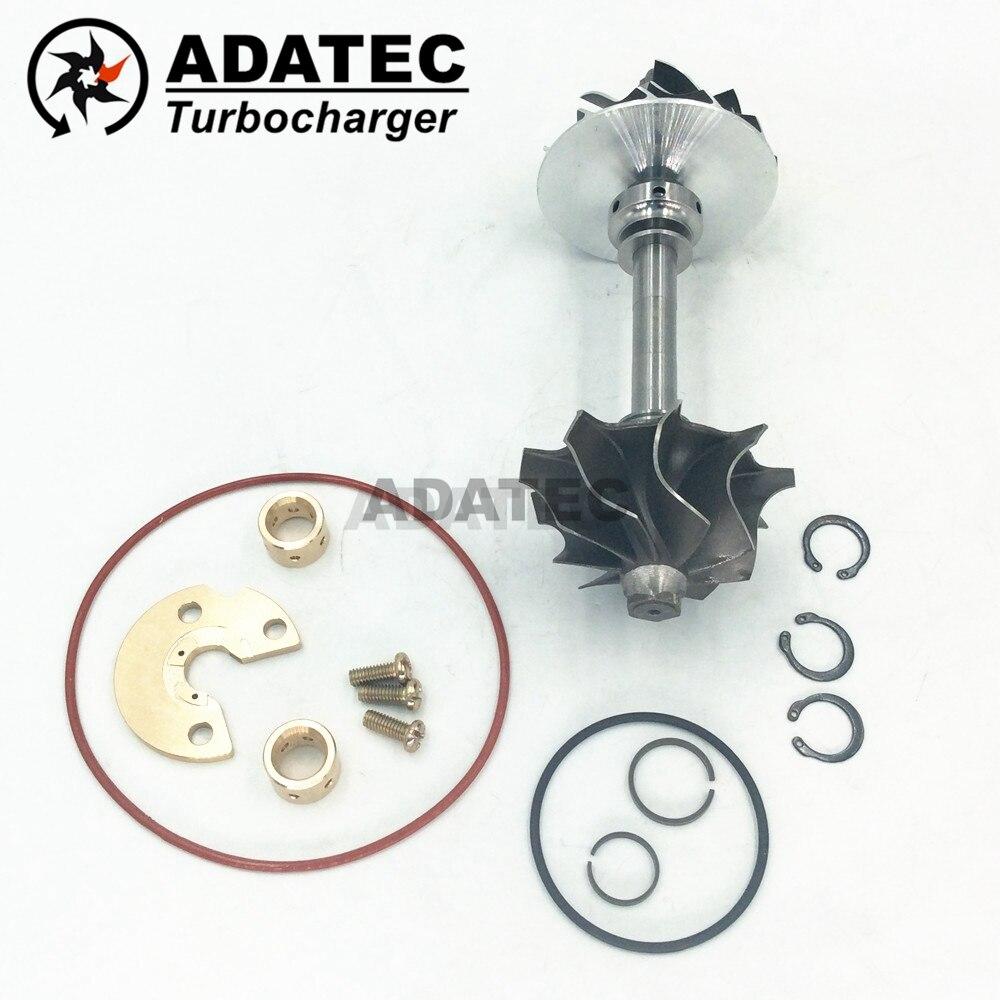 GT2538C Turbo for Mercedes Sprinter I 210D/310D/410D 102 HP OM 602 DE 29 LA  454207 repair kit 6020960899 turbine shaft wheel