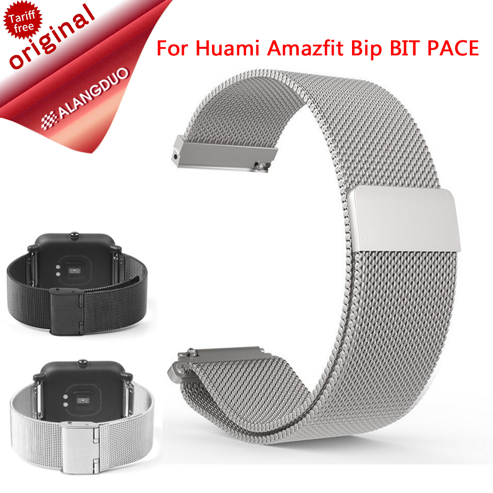 Replace Straps For Original Xiaomi Huami Bip BIT PACE Lite Youth Smart Watch Wrist Straps Accessories