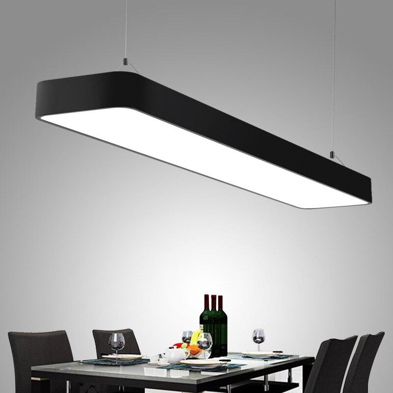 Office Pendant Light LED Pendant Lamp For Dinning Room Resterant Bar Modern Pendant Lighting lampade a sospensione moderno