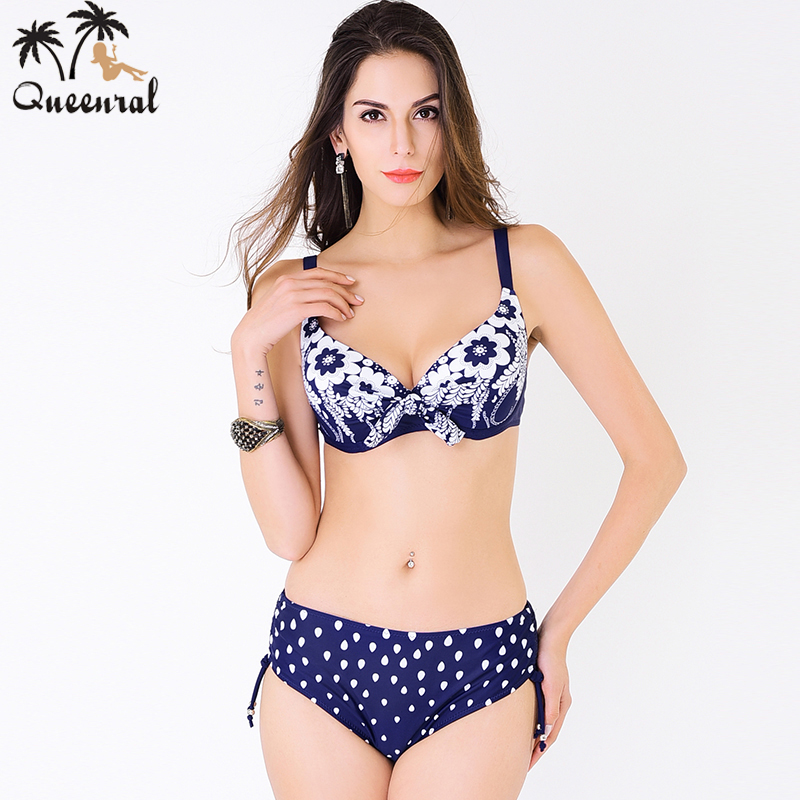Plus size bikini swimsuits