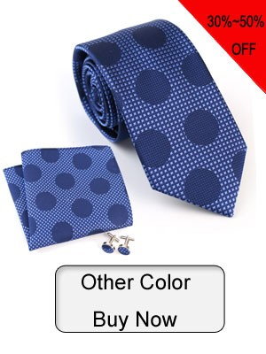Blue-tie-cufflink-set