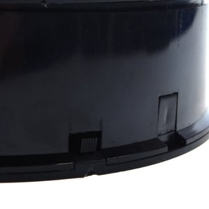 Image 5 - Top De Veludo preto elétrica Motorizada Rotativa Exibição Turntable Produto Ideal para Jóias Hobby Collectible