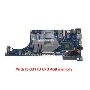 NOKOTION для Samsung NP530 NP530U3C материнская плата для ноутбука I5-3317U процессор 4 Гб Ram BA92-10452A BA92-10452B BA41-02022A