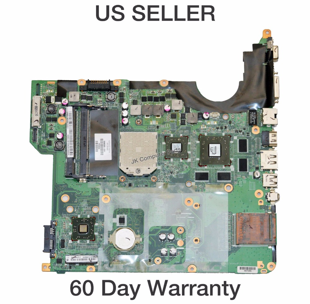 506069-001 Free Shipping motherboard for HP DV5 DV5-1000 laptop motherboard Tested Good for AMD ATI 216-0707011 Model