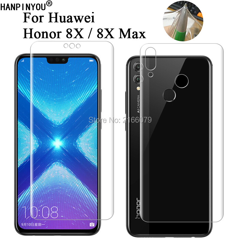 For Huawei Honor 8X Max Full Coverage Ultra Clear Screen Protector