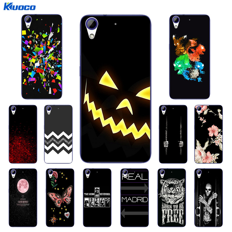 Soft TPU Phone Case for HTC Desire 628 5.0inch Character Printing Soft Silicone Cover Cases for Htc Desire 628 Coque Shell