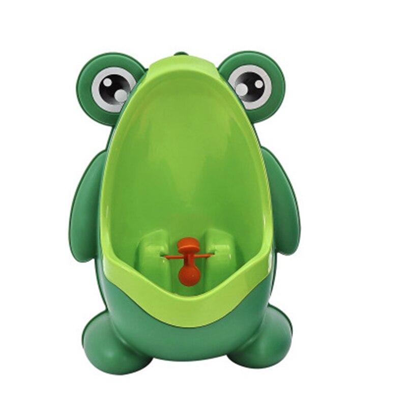 Verlegen Frosch Urinal Für Jungen Wc Ausbildung Baby Topf Für Kinder Kinder Stehen Vertikale Urinal Pee Trainer Mit Haken Gehemmt Unsicher Befangen Selbstbewusst