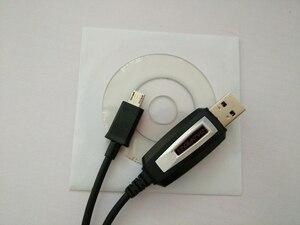 Image 2 - De Baofeng T1 programa de radio cable para walkie talkie programa de cable especial para T1 mini radios walkie talkie