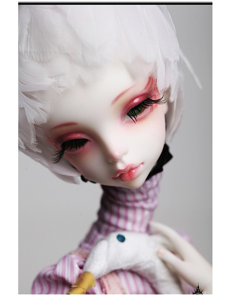 Chateau Queena dc bjd sd doll 1/4 body model reborn girls boys dolls eyes High Quality toys кукла bjd dc doll chateau bjd 4 k body 13