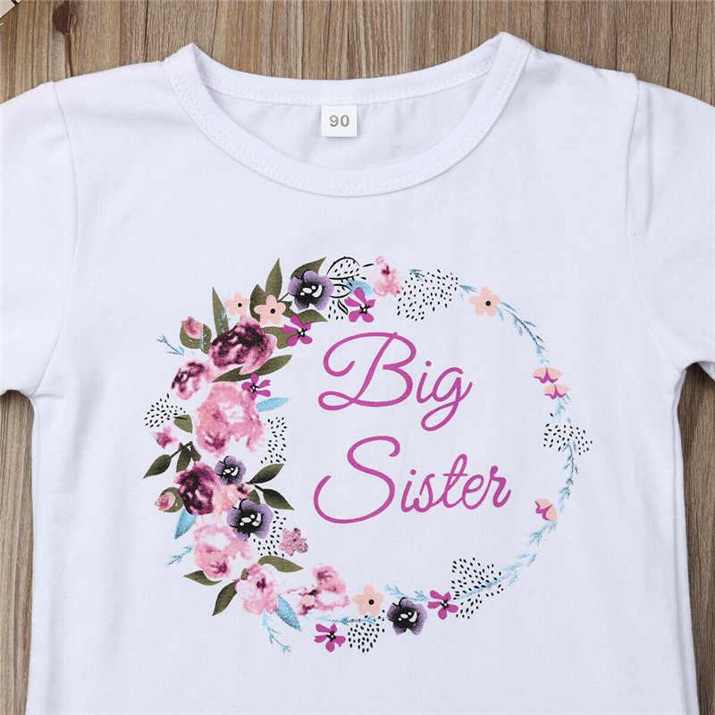 Conjuntos a juego para toda la familia, ropa de algodón para bebés y niñas, ropa de algodón de manga corta