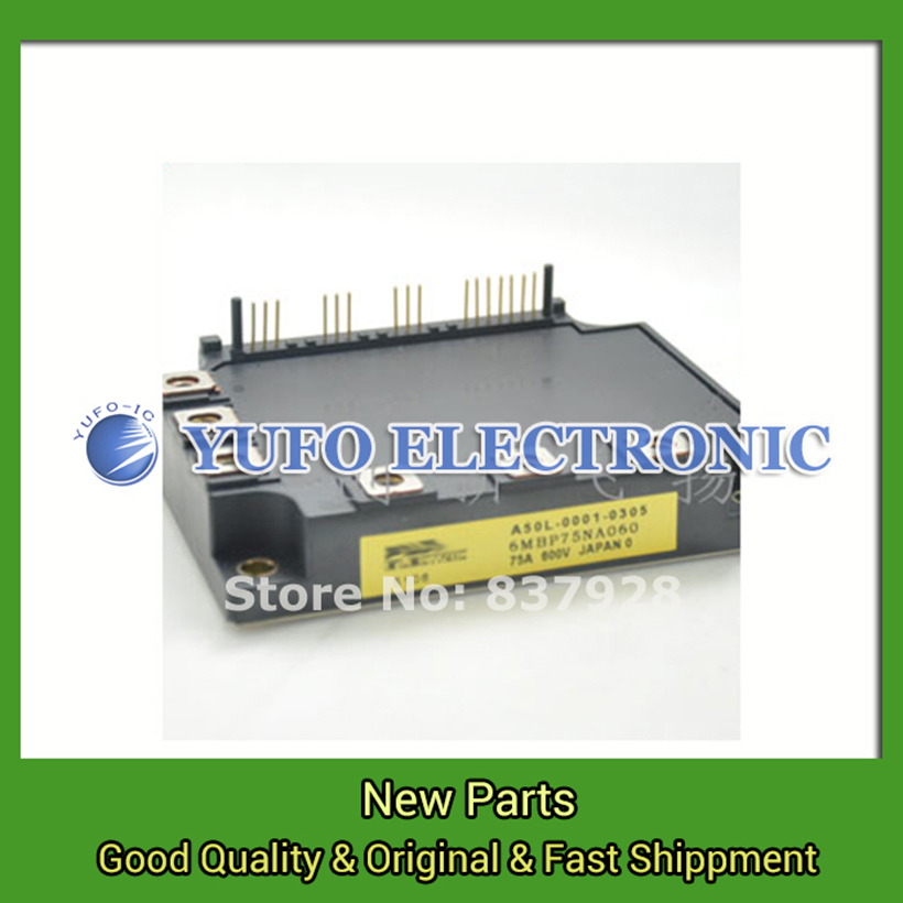 Free Shipping 1PCS  6MBP75NA060 FUJI Fuji new original special power Module power su-pply YF0617 relay цена 2016