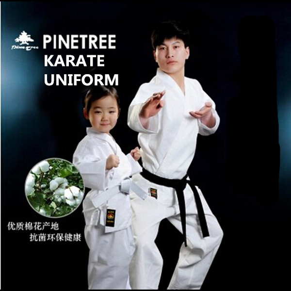 High Quality Karate Uniform Training Suit Karate Performance Clothing Children And Adult karate kata applications
