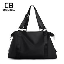Outdoor Weekend Bag Casual Men Luggage Travel Oxford Waterproof Bags Women Hand Weekender Shoulder Large