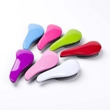 Hair Brush Magic Handle Tangle Detangling Comb Shower Hair Brush Salon Styling Tamer Hair Comb Cepillo Pelo Escova De Cabelo недорого