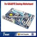 Настольных Материнских плат Gigabyte GA-EP43T-UD3L DDR3 LGA775 EP43T-UD3L Материнская плата