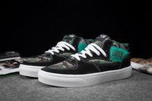 Vans new arrival classic half cab camouflage color high top spring/autumn men shoes for male skateboarding sneakers