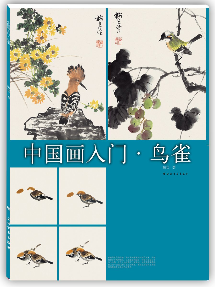 Chinese Painting Book China Xieyi Bird Art for Beginner zildjian 18 zbt china