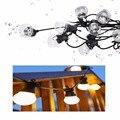 Гирлянда для патио  водонепроницаемая светодиодная гирлянда  шаровая Гирлянда для свадебной вечеринки  Рождественское украшение  гирлянда...