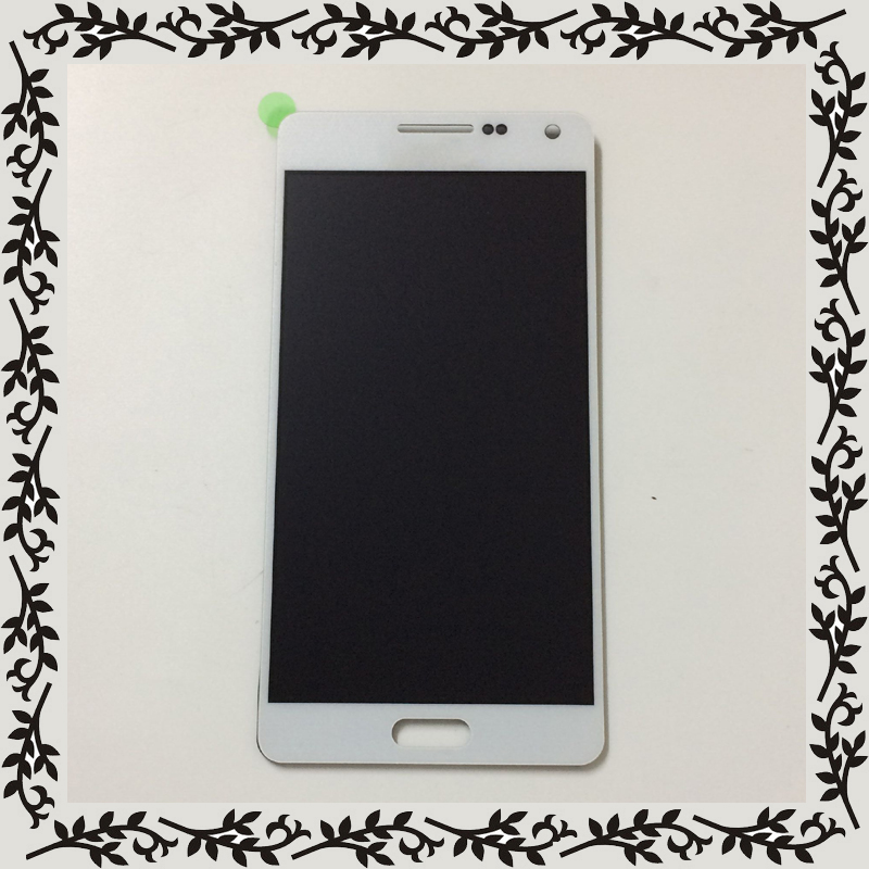 White For Samsung Galaxy A5 2015 A500 SM- A500F A500FU A500M A500H LCD Display Monitor + Touch Screen Digitizer Glass Assembly