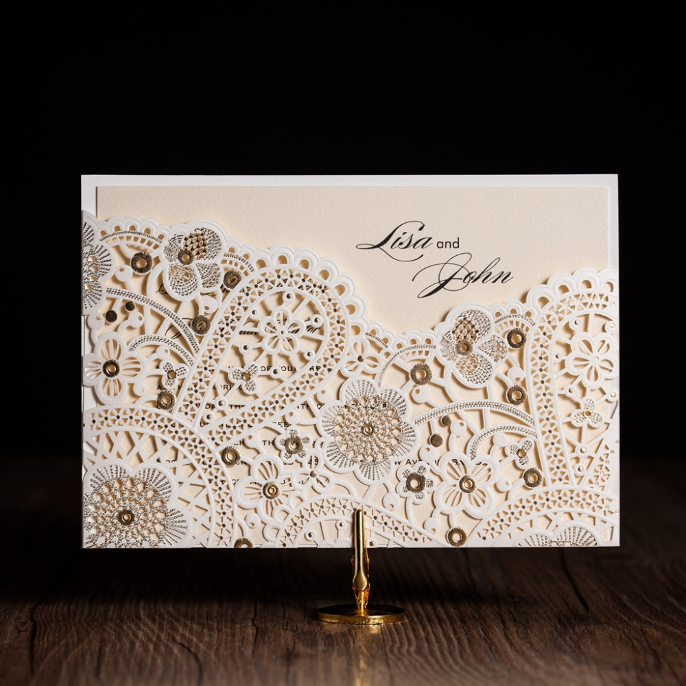 butterfly wedding invitations embossed wedding invitations Butterfly Embossed Wedding Invitations
