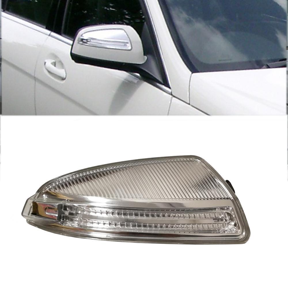 For Mercedes W204 C250 C300 C350 C63 Door Mirror Turn Signal Yellow Light A2048200821