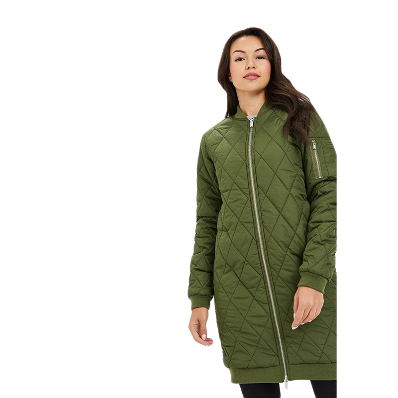 Trench MODIS M182W00340  down coat for female for woman TmallFS two tone belted trench coat