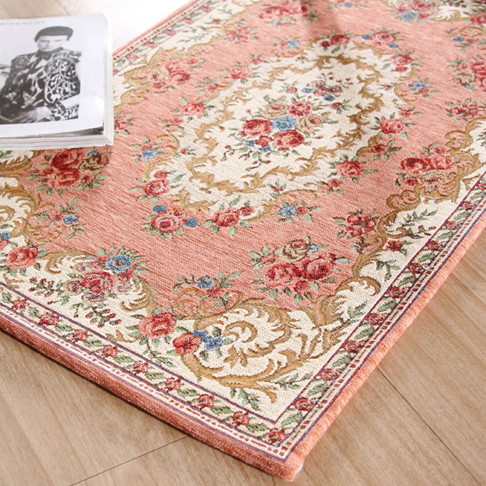 floral almond cream area rug beige pd rugs w cliffony shop l x actual ft roth common indoor allen