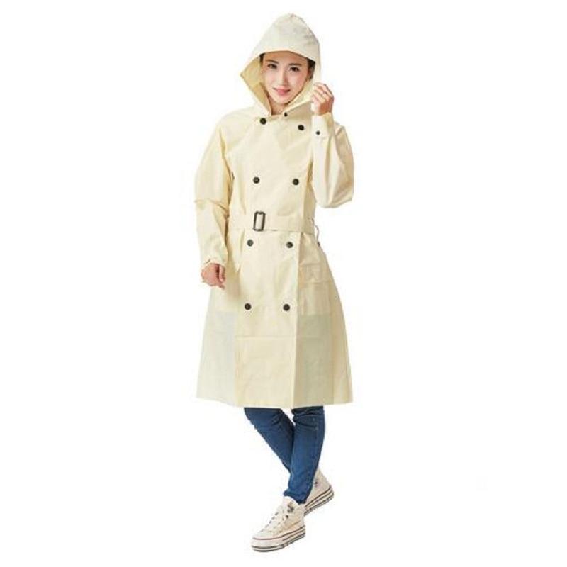 WINSTBROK Nieprzepuszczalny płaszcz przeciwdeszczowy Kobiety Odkryty - Artykuły gospodarstwa domowego - Zdjęcie 2
