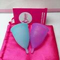 Silicone menstrual cup feminine hygiene product diva cup copas menstruales silicona cup menstrual women health