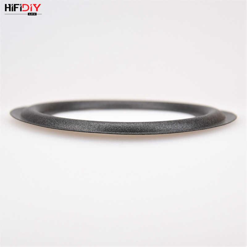 HIFIDIY ライブ 2 〜 4 インチウーファースピーカー修理部品アクセサリー泡エッジ折りたたみリングサブウーファー (50 〜 99 ミリメートル) 2 2.5 3 3.5 4
