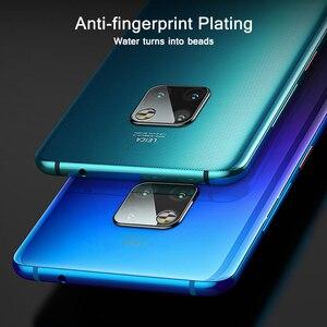 Image 5 - 2PC עבור Huawei Mate 20 פרו מצלמה עדשת מזג זכוכית פיצוץ הוכחת אחורי מצלמה עדשת מגן עבור Huawei Mate 20 30 X P20 פרו