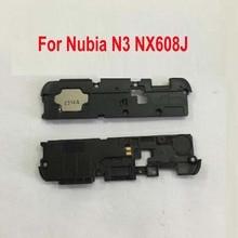 Звук зуммер звонка громкий динамик для zte Nubia N3 NX608J NX617J телефон шлейф Замена