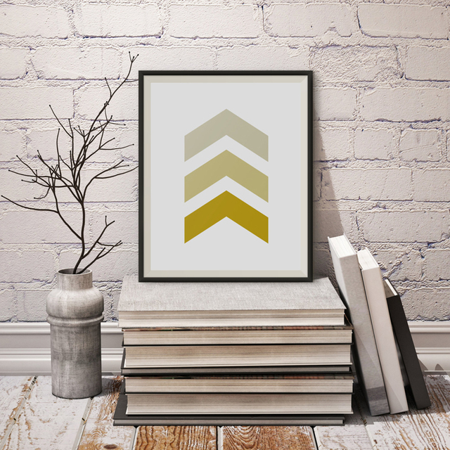 Aliexpress.com : Buy Chevron Canvas Wall Art, Printable