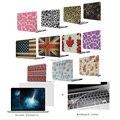 Для Macbook Air 11 случае Прорезиненные Жесткий Кожи с Четкими клавиатура Обложка + пленка для MacBook Air 11 ''13'' клип shell snap-on случае